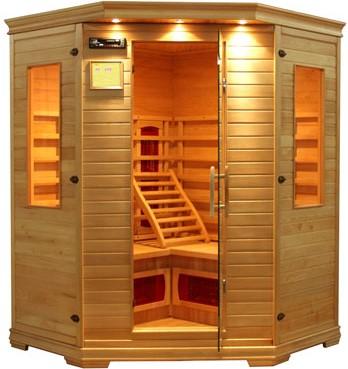 infraraudonųjų spindulių sauna ir hipertenzija